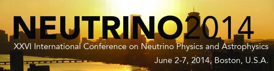 Neutrino 2014