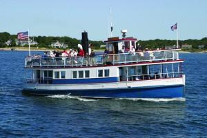 Tour 2 - boat